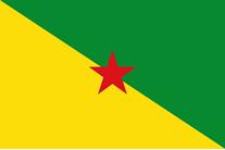 仏領ギアナ